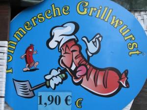 Grillwurst