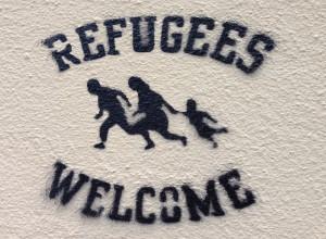 Refugees.