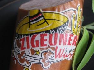 Zigeunerwurst